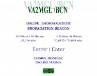 VA2MGL Beacons