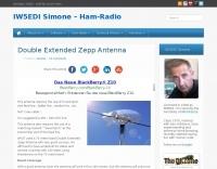 DXZone Double Extended Zepp Antenna