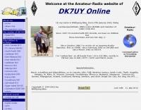 DK7UY Online logs