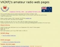 VK2KFJ, Steve in Sydney, Australia.