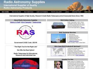 Radio Astronomy Supplies