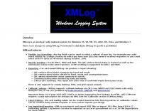 XMLOG freeware Logbook