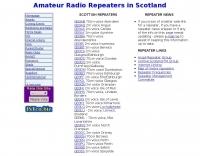 DXZone Repeaters in Scotland