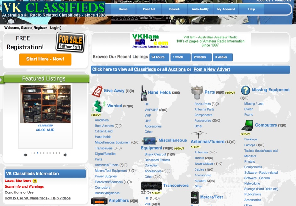 VK Classifieds
