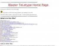 BTL Blaster TeLetype