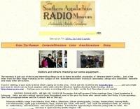 Southern Appalachian Radio Museum