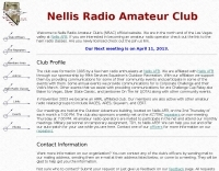 Nellis Radio Amateur Club