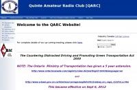 DXZone Quinte Amateur Radio Club