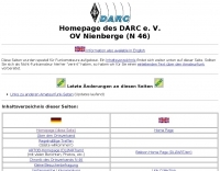 Nienberge Amateur Radio Group Germany