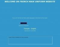 Maik Uniform France