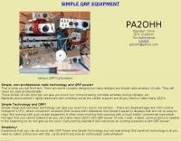 QRP equipment