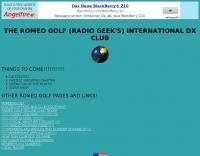 Romeo Golf