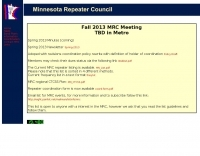 Minnesota Repeater Council