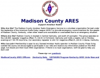 Madison County, Kentucky, ARES