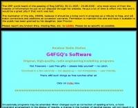 DOS programs by g4fgq