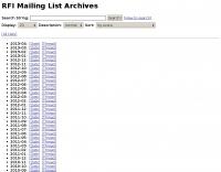 DXZone RFI Archives