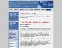 DXZone The Global Positioning System
