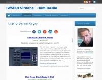 UDY-2 Voice Keyer