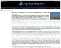 Spiderbeam antennas