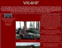 DXZone VK4HF Rental Shack in Australia