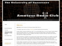 DXZone University of Tennessee Amateur Radio Club, Inc.