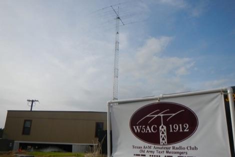 DXZone W5AC - The Texas A&M University