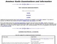 US FCC Exams - Europe