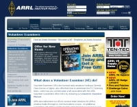 ARRLWeb: ARRL/VEC - Examinations and Licensing