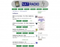 Nat Radio Co. - CW products