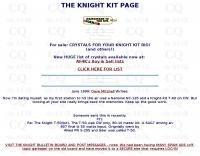 DXZone The Knight Kit Page