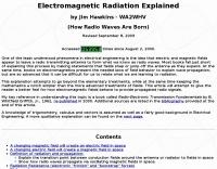 Electromagnetic Radiation Explained