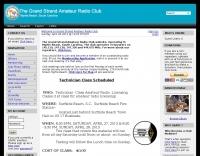 DXZone The Grand Strand Amateur Radio Club GSARC