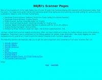 N4JRI Scanner Pages