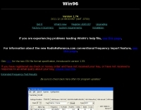 Win96 - PRO-96 Software