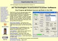 DXZone ScanControl