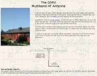 G5RV Multiband hf antenna
