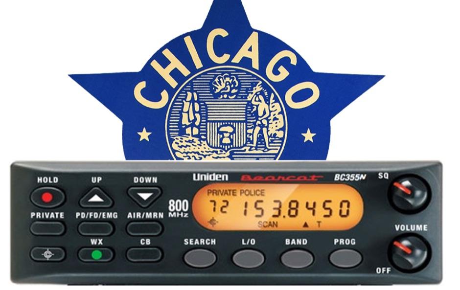 Chicago Police - Listen to Live Radio Scanner