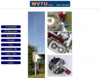 DXZone WV7U.com - Hank's Amp Pages