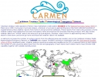 CARMEN Caribbean Amateur Radio Meteorological Emergency Network