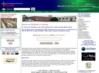 Electronic Test Equipment Manuals
