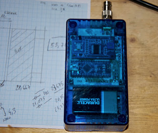 Antenna analyzer with Arduino