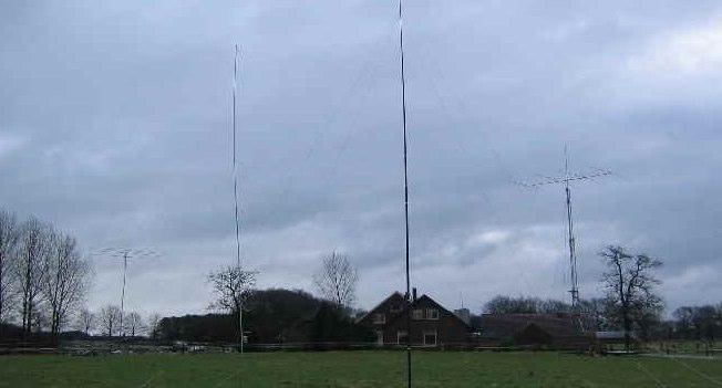 40 meter Vertical Antennas