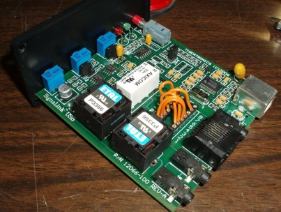 Signalink USB Sound Card Modification