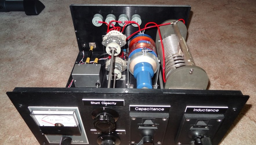 5kW Antenna Tuner Project
