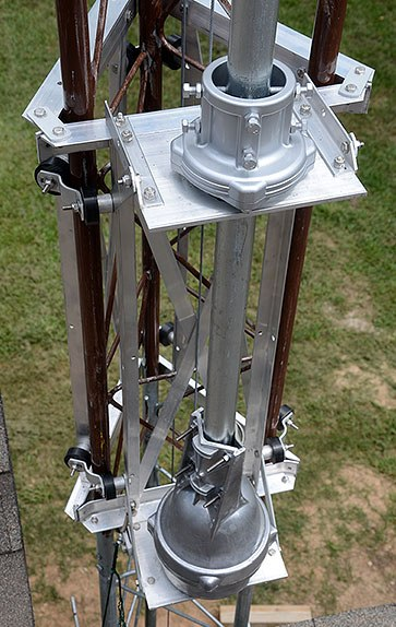 AE5X Tower Installation