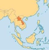 XW8BM Laos