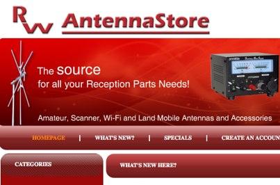 RW Antenna store