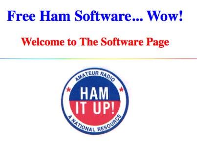 Free Ham Radio Software
