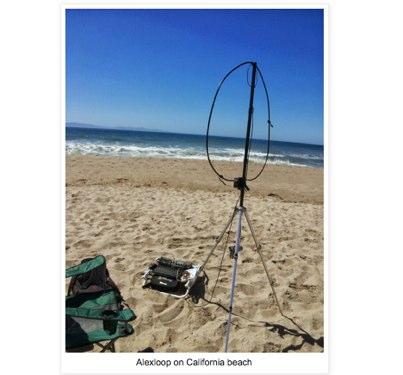 Portable antennas