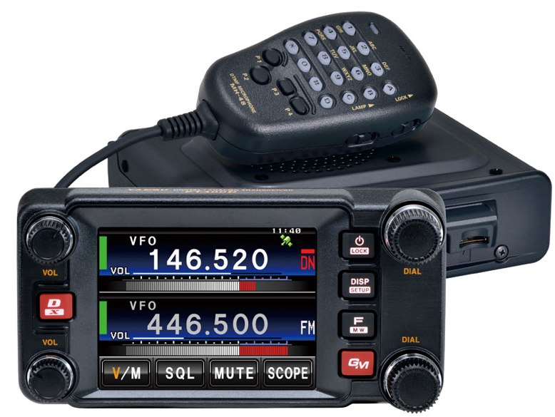FTM-400 Radio Software